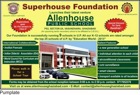 Image 1 of Allenhouse Public School