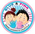 Blue & Pink Playschool