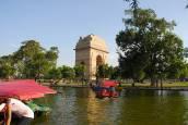 Boat Club at India Gate