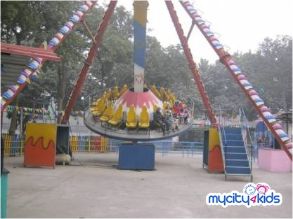 Image 2 of Delhi Rides Amusement Park