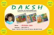 DAKSH - A School Of Performing Arts -Model Town