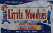 Little Wonders Playgroup and Nursery