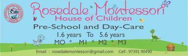 Rosedale Montessori House of Children