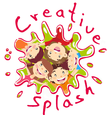 Creative Splash