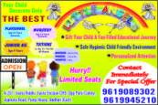 Little Angels Playschool Nursery Jrkg and Srkg