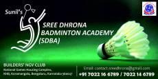 Sree Dhrona Badminton Academy