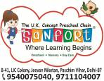 Sanfort Preschool Pascim Vihar