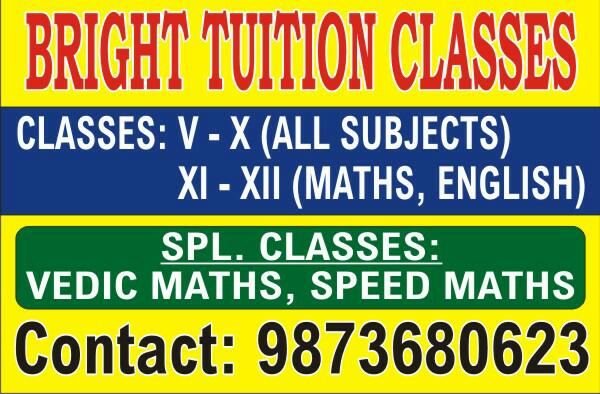 Bright Tuition Classes