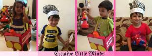 Creative Little Minds