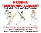 Krishna Taekwondo Academy