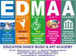 EDMAA - Education Dance Music  Art Academy