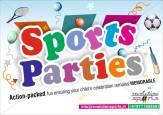 Sports Birthday Party by Revolution Sports