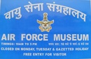 Indian Air Force Museum