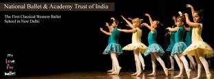 National Ballet & Academy Trust of India