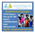 Footprints Play School