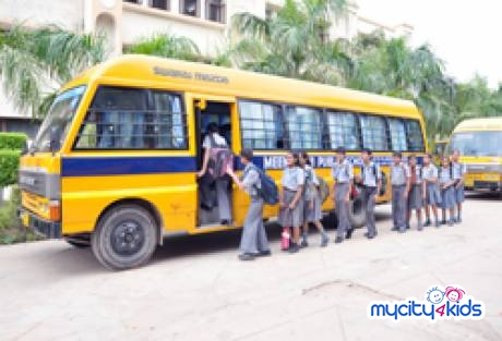 Meenakshi Public School (Day Boarding)
