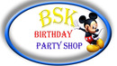 BSK Birthday Party Shop