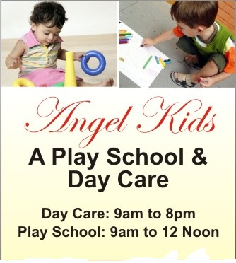 Angel Kids Play School And Day Care