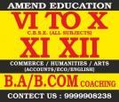 Amend Education Academy