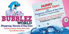 Bubblez World Preschool
