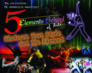 5 Elements school of Art & Music